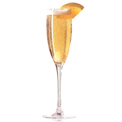 Коктейль Шампань-коктейль shampan-kokteyl