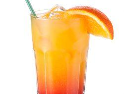 Коктейль Текила Санрайз (Tequila Sunrise)