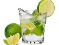Коктейль Кайпиринья cocktail (Caipirinha)