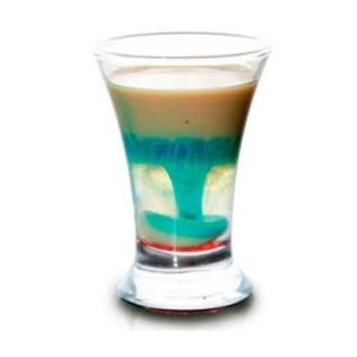 Коктейль Медуза meduza-koktejl