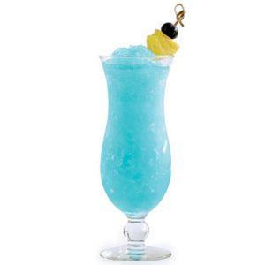 Коктейль «Голубые Гавайи» (Blue Hawaii)