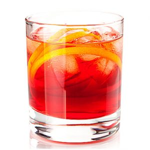 Коктейль Негрони (Negroni cocktail)