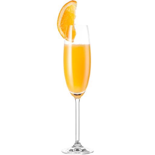 Коктель мимоза coctail-mimoza