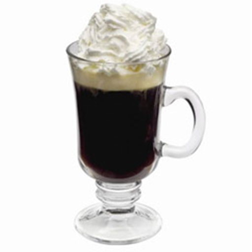 Коктейль Ирландский кофе (Irish coffee)